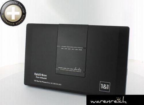 FRITZBox Fon WLAN 7570 vDSL schwarz für 89,94€