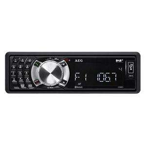 AEG AR 4029, Autoradio mit DAB+ CD MP3 Bluetooth FSE für 99,95 plus 4,95 Versand
