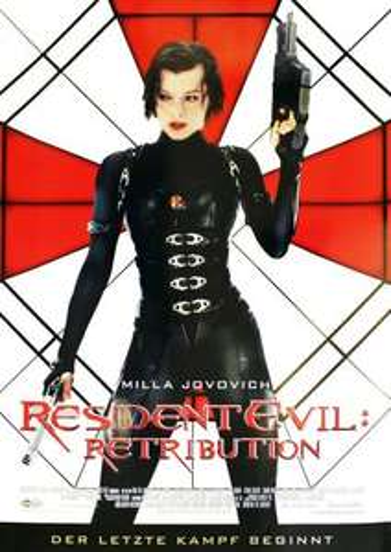 Resident Evil 5 - hochglanz Poster, neu