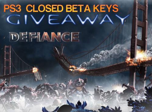Defiance Closed Beta Key für PS3 (Link für xbox360 im Dealtext)