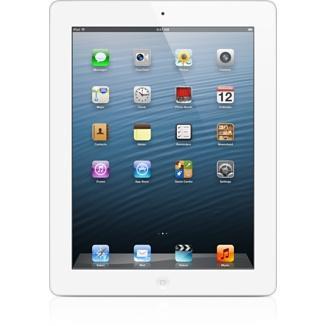 Generalüberholtes iPad mit Wi-Fi, 16 GB – Weiß (3. Generation)