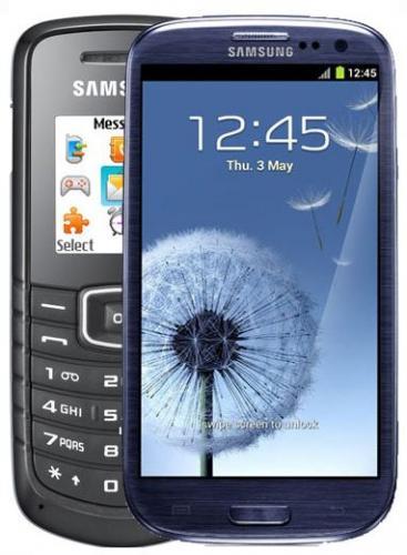 Samsung Galaxy S3 - für 333,60 EUR durch duo Schubladenvertrag
