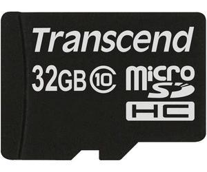 [Conrad] 2*Transcend MicroSDHC Class 10 mit je 32 GB + Adapter