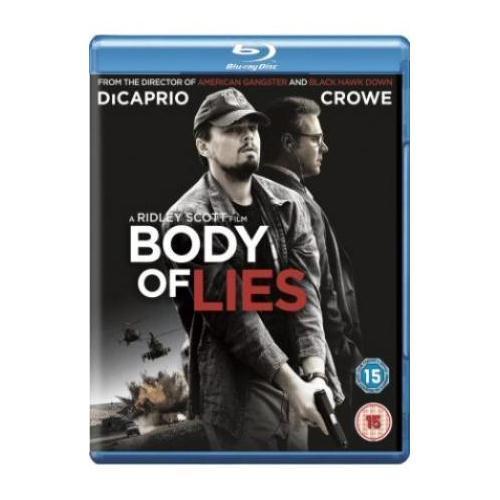 Blu-Ray - Body Of Lies (Der Mann, der niemals lebte) für €6,71 [@Play.com]