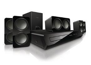 Philips HTS3541 5.1 Heimkino-System mit Blu-ray  für 139,90€ @ DC