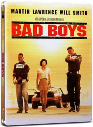 [TheHut.com] Bad Boys - Steelbook Edition (Blu-Ray) für ca. 9,20 Euro