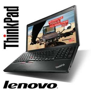 "Lenovo™ - 15.6"" Notebook ""ThinkPad Edge E535"" (AMD A6-4400M,4GB RAM,750GB HDD,USB3.0,Windows 8) ab €393.- [@Notebooksbilliger.de]"