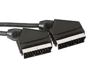 Scart Kabel 1,2 m für nur 1,- EUR inkl. Versand