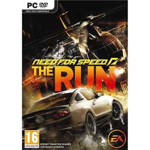 PC DVD-ROM - Need for Speed: The Run für €5,60 [@TheHut.com]