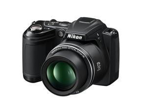 """Nikon Coolpix L310 günstige Superzoom Kamera """"blemished box"""""""