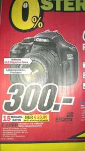 Canon EOS 1100D + EF-S 18-55mm DC [MM]