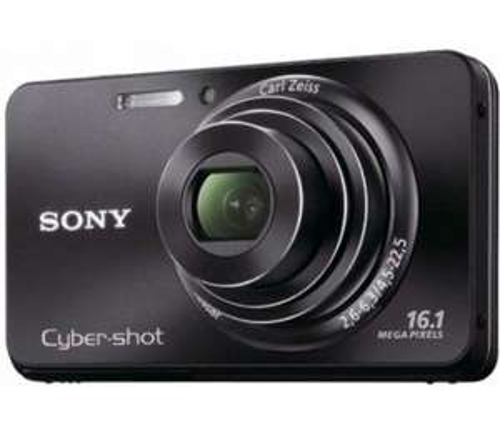 Sony Cybershot DSC-W 580, 16 MP, 5x opt. Zoom, 7,5 cm Display, HD-Videofunktion @ dealclub.de