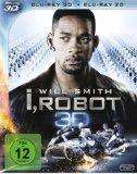 I, Robot 3D (Real 3D & 2D-Version + DVD)