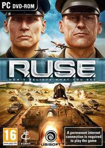 [Amazon.de] (Prime) R.U.S.E - PC  (Retail)