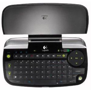 Logitech diNovo mini DE -ideale Bluetooth Kombi für Raspberry Pi (statt 72,49EUR)