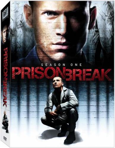 Prison Break Staffel 1-4 (DVD) je 9,90€ @ MediaMarkt
