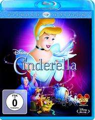 HOT: Cinderella – Diamond Edition [Blu-ray] für 7,90 EUR