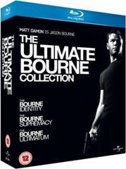The Ultimate Bourne Collection (Blu-ray) für 9,33 EUR inkl. VSK