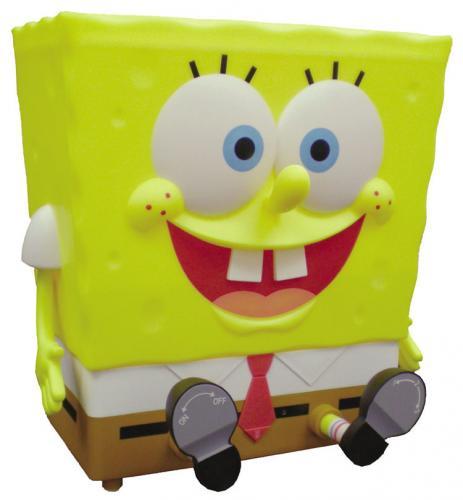 Talassio Luftbefeuchter mit Nachtlicht im SpongeBob-Design für nur 19,95 + 5,90 Versand