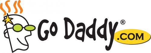 .com-Domain für ein Jahr @godaddy.com