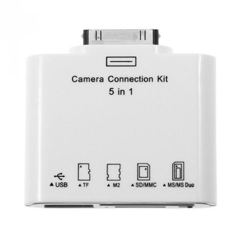 (CN) 5 in 1 USB Adapter Converter für Apple IPad für ca. 1,61€ @ Ebay