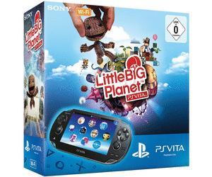 Playstation Vita LittlebigPlanet/Need for Speed: Most Wanted/4GB Speicherkarte