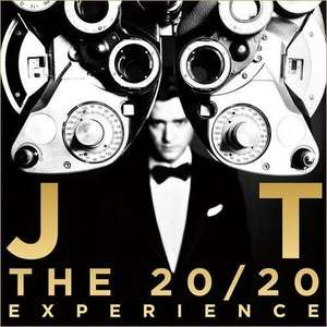 """CD - Justin Timberlake """"The 20/20 Experience"""" (Deluxe Edition) für €8,77 [@Play.com]"""