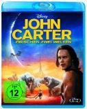 John Carter - Zwischen 2 Welten [Blu-ray] für 8,90 €