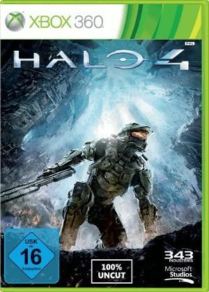 Halo 4 für 24,99 (inkl. Versand) bei Gameworld.de