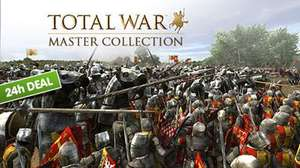 [GMG] Total War Master Collection (STEAM) für 17 EUR oder Total War Grandmaster Collection (STEAM) für 28 EUR