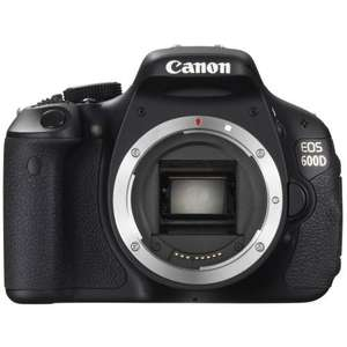 Canon EOS 600D SLR Gehäuse AMAZON DEALS
