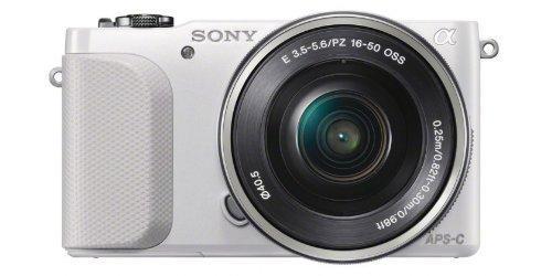 Sony Nex 3N mit 16-50mm Objektiv weiss für 376,50 € @Amazon.es