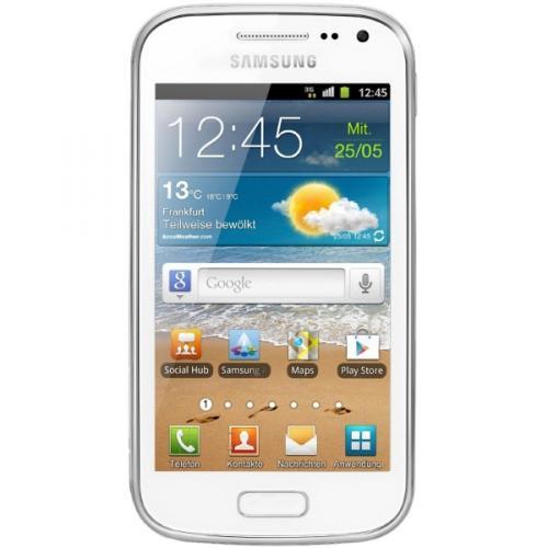 Samsung Handy Galaxy Ace 2 i8160 i 8160 Smartphone Android 2.3 Weiss Weiß @EBAY für 159 EUR
