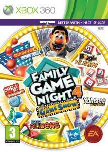 (UK) Hasbro Family Game Night 4 The Game Show Edition [XBOX 360 - Kinect] für ca. 10.56€ @ TheHut