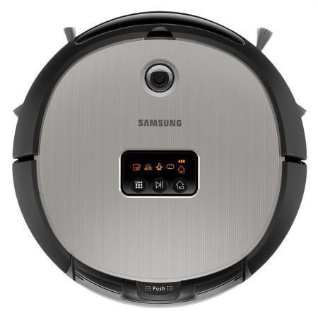 Samsung SR 8730, Saugroboter, Turbobürste gegen Tierhaare