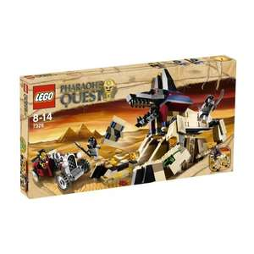 Lego™ - Pharaoh's Quest: Geheimnisvolle Sphinx (7326) ab €18,48 [@Galeria-Kaufhof.de]