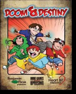 [Windows 8] Spiel: Doom & Destiny gratis!
