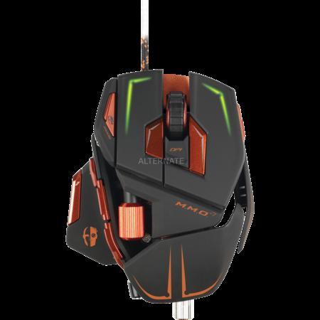 """MAD Catz Gaming Mouse programmierbar, größenverstellbar """"Cyborg M.M.O. 7"""" für 59,90 + versand"""