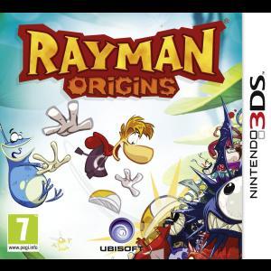 (UK) Rayman Origins und weitere siehe Kommentare [Nintendo 3DS] für 11.73€ @ Zavvi