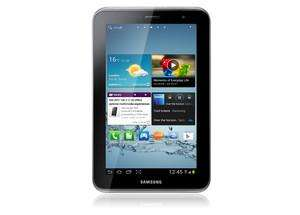 Samsung Galaxy Tab 2 GT-P3110 8GB, WLAN (Silber)