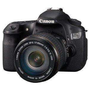 Canon EOS 60D + Objektiv EF-S 17-85mm IS USM für 794,06€ @Amazon.es