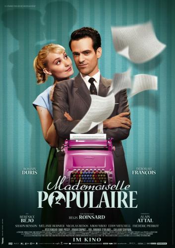 """Komplett kostenlos ins Kino zu """"Mademoiselle Populaire"""" am 04.04.2013 um 20:00 Uhr"""