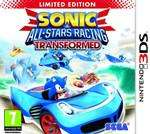 Sonic & All-Stars Racing Transformed Limited Edition 3DS @shopto £17,86 20,94€