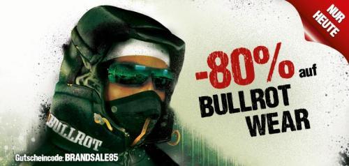 Hoodboyz : 80% auf BULLROT Wear