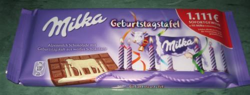Milka für 0,49€  100g  verschiedene Sorten Thomas Philipps