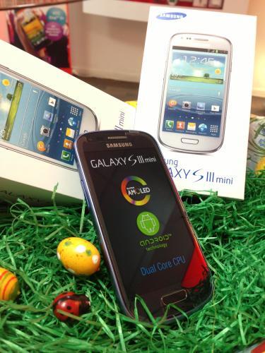 Vodafone Smartphone Allnet Flat plus Samsung Galaxy S3mini