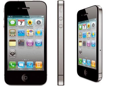 Apple iPhone 4, 16GB, Schwarz, Original verpackt