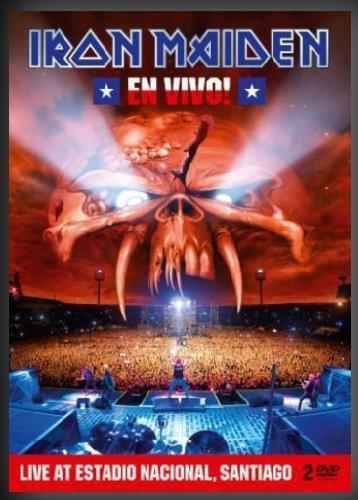 (Wowhd) Iron Maiden - En Vivo! DVD für 6,99 €