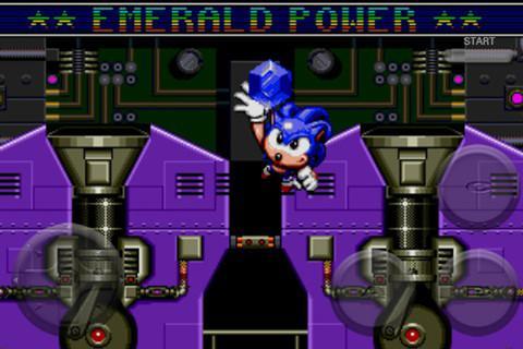 Sonic Spinball für 0,89€ @ Itunes