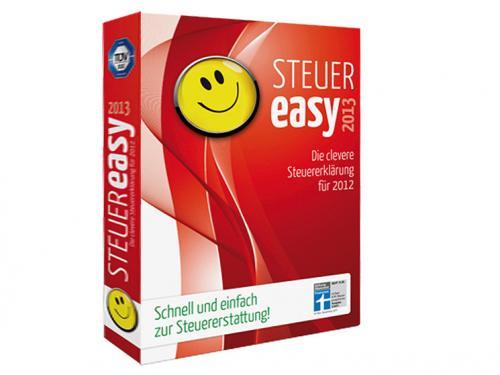 Steuereasy 2013 und Eset Mobile Security für 2,90 € in der neuen Ausgabe von Computerbild 8/2013 (CD Version)